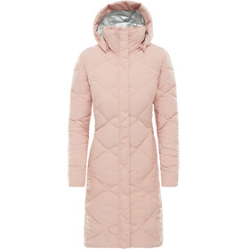 The North Face W's Miss Metro II Parka Misty Rose